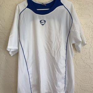 Nike men'sactivewear sportswear shirt XL Nike logo